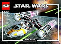 LEGO-Star-Wars-10134-Y-Wing-Attack-Sarfighter-Collector-series