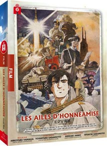 les-ailes-d-honneamise-collector-Blu-ray-DVD