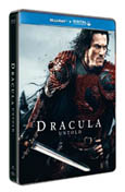 Steelbook Dracula untold bluray dvd