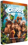 Steelbook les croods