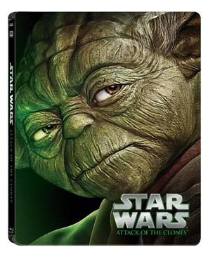 Star-wars-steelbook-Yoda-Attaque-des-clones-episode-2