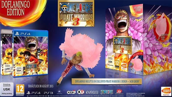 one-piece-pirate-warrior-3-edition-collector-doflamingo-PS4-PS3-PS-Vita